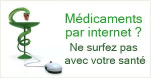 médicaments par internet